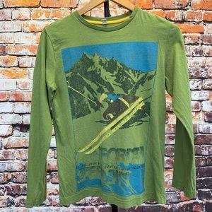 Vintage Espirit Ski Long Sleeve Graphic Tee